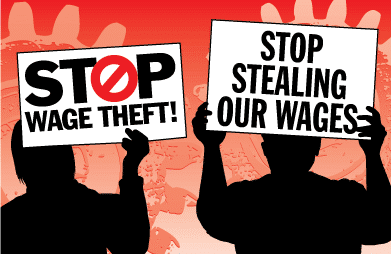 stop wage theft in Miami